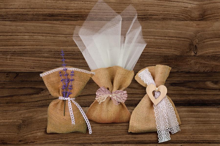 53cf18ba8d82 Χειροποίητες μπομπονιέρες γάμου με φυσικά υλικά