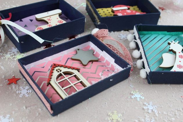 παιδικές κατασκευές χριστουγεννιάτικες