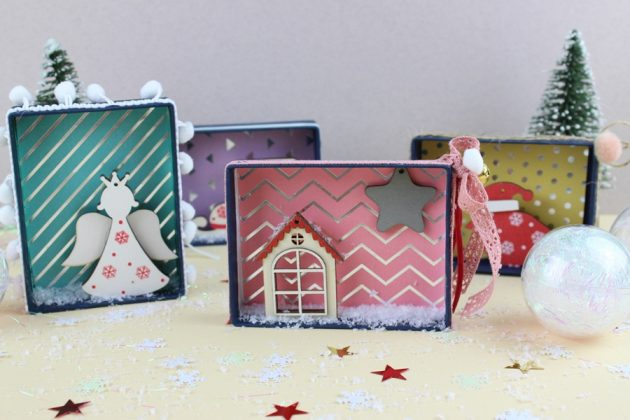 Χριτουγεννιάτικες κατασκευές παιδικές