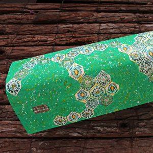κουτί ξύλινο λαμπάδας ντεκουπάζ