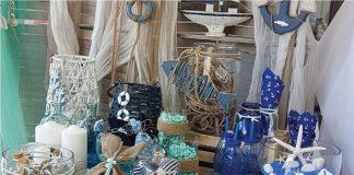 γάμος με θαλασσινό θέμα, ιδέες διακόσμησης
