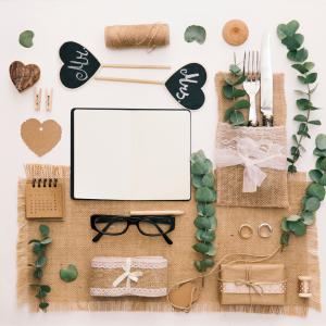 λίστα για οργάνωση γάμου