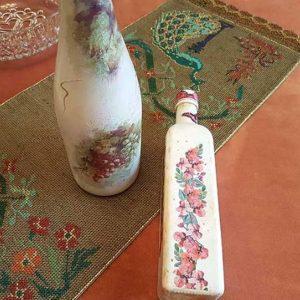 μπουκάλια ντεκουπάζ