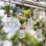 διακόσμηση κήπου με απλά υλικά