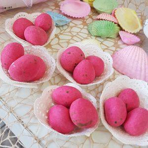 Ζαχαρωτά σε βάση για cupcake