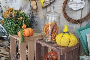 Διακόσμηση σπιτιού: φθινοπωρινές ιδέες
