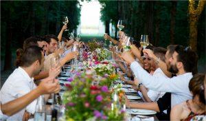 τραπέζι γάμου