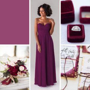 φραγκοστάφυλο, χρώμα για γάμο 2020