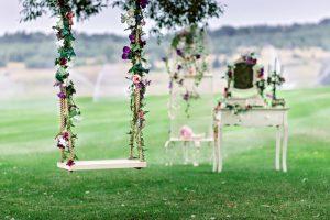 γάμος 2020 διακόσμηση σε εξωτερικό χώρο