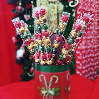 μπάλες χριστουγεννιάτικες