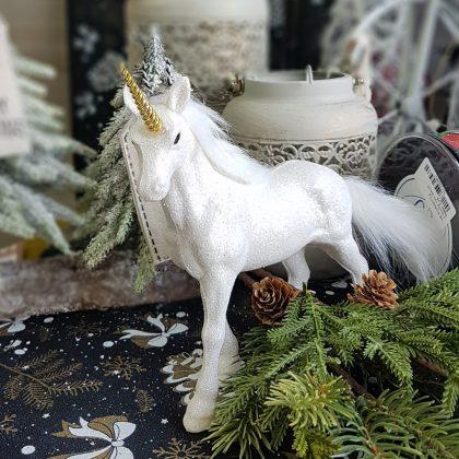 λευκός μονόκερος