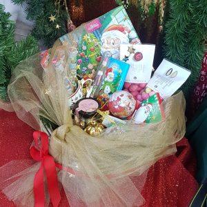 χριστουγεννιάτικα γλυκά για παιδιά σε κουβαδάκι