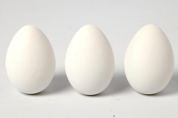 πλαστικά αυγά διακοσμητικά
