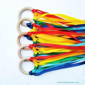 Ακολουθήστε τα ίδια βήματα για όλα τα χρώματα και οι αετοί σας είναι έτοιμοι
