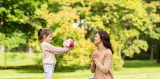 δώρα για τη γιορτή της μητέρας χειροποίητα
